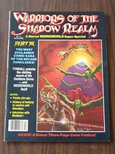 MARVEL SUPER SPECIAL #13 WARRIORS OF THE SHADOW REALM III OCT 1979 US MAGAZINE^