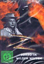DVD NEU/OVP - Zorro im Wilden Westen - Clayton Moore & Pamela Blake