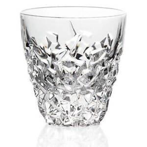 Whiskyglas Whiskybecher Wasserglas Katarina Gold 150ml Transparent