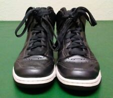Slightly Used Nike Mens Size 7.5 Black Dunk High Shoes. SEE DESCRIPTION.
