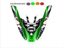 kawasaki 650 sx jet ski wrap graphics pwc stand up jetski decal kit green flag a