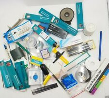 Bulk Lot Of Architecture drawing Supplies Pencil Leads Erasers Mechanical