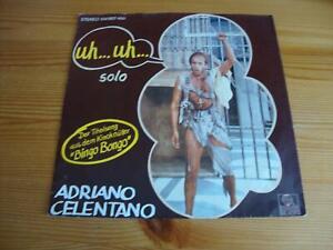 "7"" Uh...uh... - Adriano Celentano *NEAR MINT*"