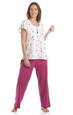 Pyjama Sets Floral Vest Lingerie & Nightwear for Women