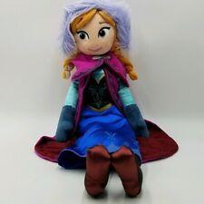 "Disney Store Frozen Princess Anna Plush Doll 20"""