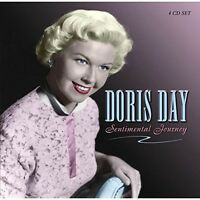 DORIS DAY - SENTIMENTAL JOURNEY 4 CD NEUF
