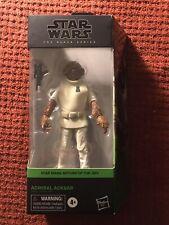 Star Wars The Black Series Admiral Ackbar Return of the Jedi 6 inch figure