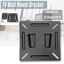 12-24'' LCD LED Plasma Monitor TV LCD Screen Computer Wall Mount Bracket