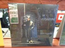 Gary Numan I Assassin LP Green Colored Vinyl 4th Album Synth Pop Wave