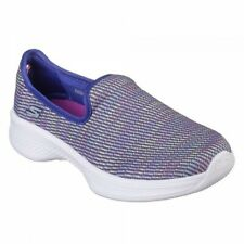 Skechers Go Walk 4 Trainers Girls  UK 3 US 4 EUR 36 CM 23 REF 3220^