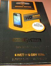 Gadget Guard Ultra Hd clear film screen protector kit for Samsung Galaxy S5