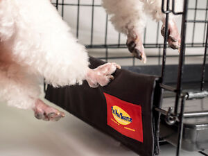 The Paw Saver: Dog Crate/Kennel/Cage Threshold Paw Protector