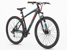 Mountain bike,Steel frame & Fork ,Front suspension ,Size 29 Inch, GREENWAY