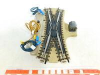 BX579-0,5# Märklin H0/00/AC DKW/Kreuzungsweiche M-Gleis f. 3600/800, geprüft