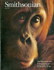 1996 Smithsonian Magazine: Orangutan at National Zoo/Fencing/Reno Divorce