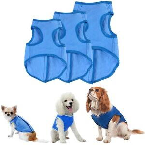DOG COOLING JACKET Lightweight Durable Comfort Puppy Summer CHOOSE SIZE XS/S/S-M