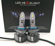 9005 HB3 LED 180W 19200LM Headlight KIT Car Hi/Lo Beam Auto Bulbs 6000K White