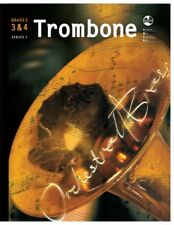 Trombone Grade 3 and 4 Orchestral Brass AMEB Sheet Music