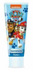 Nickelodeon Paw Patrol Toothpaste 75ml - For Kids Teeth Expert Paste - Brand New