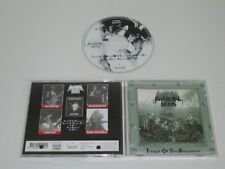NOCTURNAL BREED / Triumph Of The Blasphemer (Hammerheart H. H.r.022 ) CD Album