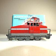Rangierlokomotive Typ EA 800 der DB Märklin 3044  OVP