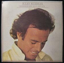 JULIO IGLESIAS - INNAMORARSI ALLA MIA ETA' (1979) - LP 33 giri VINILE