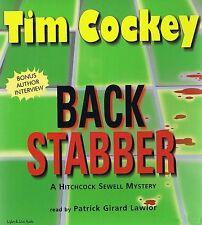 Backstabber 6-CD Audiobook - Tim Cockey - NEW - FREE SHIPPING
