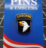 """BRAND NEW Lapel Pin United States Army 101ST Airborne Division Bald Eagle 1"""""""
