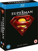 Superman: The Ultimate Collection (5 Blu-Ray) [Edizione: Regno - DL006237