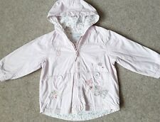 NEXT GIRLS SUMMER COAT 1-2 Years EXCELENT CONDIT'N 100% Cotton Embroidered detai