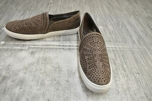**Fergalicious by Fergie Mizmatch Slip On Comfort Shoe -Women's Size 8M, Doe NEW