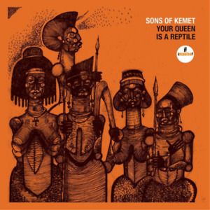 SONS OF KEMET-YOUR QUEEN IS A REPTILE (US IMPORT) CD NEW