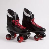 Ventro Pro Turbo Quad Roller Skates, Bauer Style - Sims Street Wheels