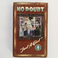 No Doubt Just A Girl (Cassette Single)