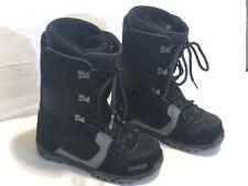 Thirtytwo Men's Snowboarding Boots - Black