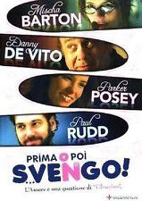 Dvd PRIMA O POI SVENGO - (2006) Danny De Vito   ......NUOVO