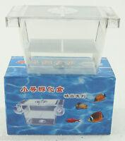Discount Leisure Aquarium Fish Tank Breeder Fry Hatchery Breeding Box #BB01