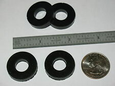 4 SORBOTHANE VIBRATION ISOLATION RING FEET PODS 1in 25mm MINI SORBOGELL