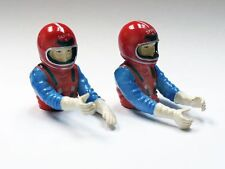 Resin Racing Figure painted 38mm Pilot and Co-Pilot Rc Boat