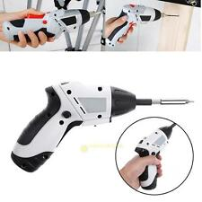 Mini size Electric Drill Cordless Rechargeable Battery Screwdriver Power Tools