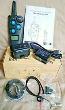 Azelf Dog Training Collar ~ 1800 Ft. Remote ~ Waterproof ~ New in Box