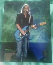CASEY JAMES SIGNED 8X10 PHOTO AMERICAN IDOL W/COA+PROOF