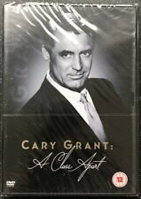 CARY GRANT - A CLASS APART - DVD - BRAND NEW AND SEALED