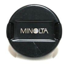 Minolta Genuine Original LF-1155 55mm Front Lens Cap Japan Snap-On mm313