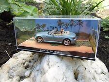 007 JAMES BOND Car BMW Z3 - Goldeneye 1:43 BOXED CAR MODEL
