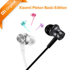 Xiaomi MI In Ear Piston 3 Basic Edition Headset Earphone Headphone w/ Remote Mic