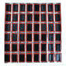 48 Rubber Bike Puncture Patches Bicycle Tire Inner Tube Repair Kits Usefull