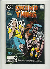 Swamp Thing  #59  NM-     Alan Moore