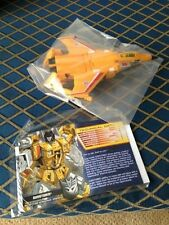 Transformers 2013 BOTCON Machine Wars G1 Rainmakers Sunstorm Single Exclusive