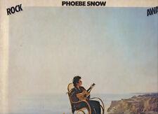 PHOEBE SNOW - ROCK AWAY (LP MIRAGE WTG 19297)